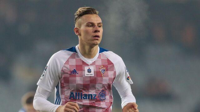 Juventus i Genoa zainteresowane Szymonem Żurkowskim