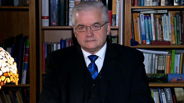 Cimoszewicz: prokuratura powinna pokazać, że konsekwentnie walczy z agresją