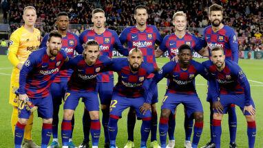 Media: tylko trzech piłkarzy Barcelony może być pewnych pozostania w klubie