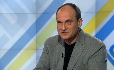 Kukiz: niech marszałek odpali połowę swoich dochodów lekarzom