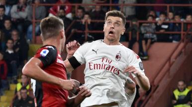 Piątek zszedł z boiska, AC Milan odżył. Niezwykłe emocje za trzy punkty
