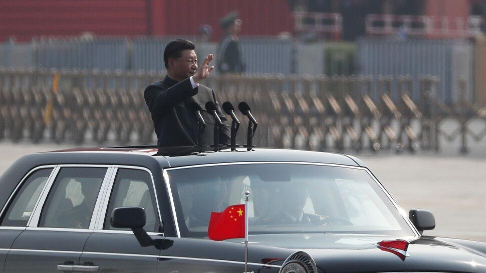 """Komunistyczna Partia Chin chce """"ściślej zjednoczyć się wokół towarzysza Xi Jinpinga"""""""
