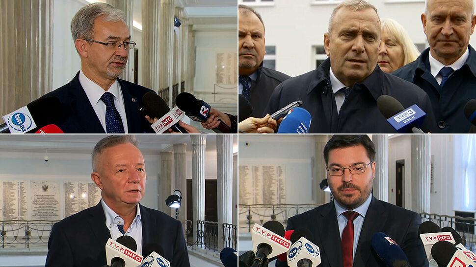 """""""To jest wyrok na Morawieckiego"""". Politycy komentują orzeczenie TSUE"""