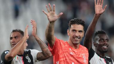 41 lat i może. Buffon rekordzistą Włoch