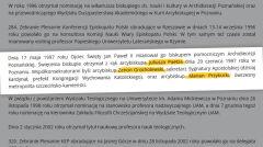 Biogram Marka Jędraszewskiego na stronie Archidiecezji Łódzkiej