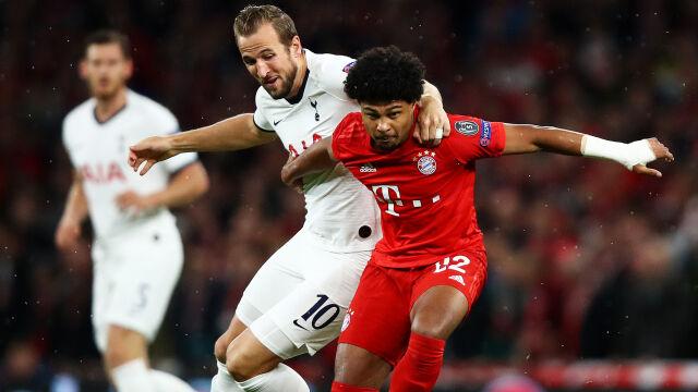 Tak potrafi tylko Tottenham. Niechlubne rekordy w meczu z Bayernem