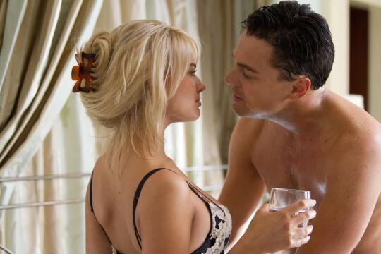 Margot Robbie i Leonardo DiCaprio