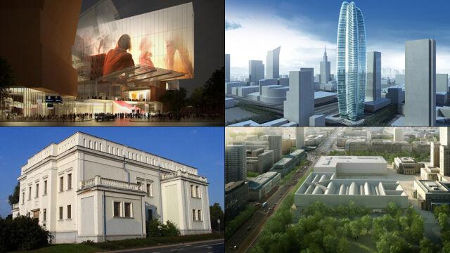 Te budynki miały powstać w Polsce:  7 niezrealizowanych projektów gwiazd