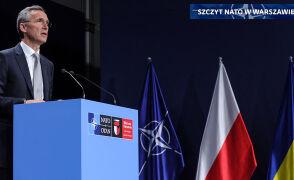 Jens Stoltenberg: to historyczny szczyt