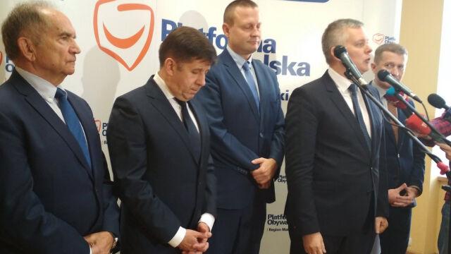 """Generał Janicki wstąpił do Platformy. Aby """"walczyć o ważne sprawy"""""""