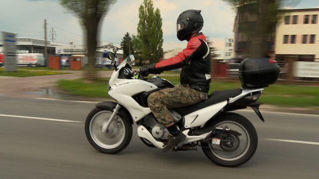 Rewolucja w przepisach. Na motocykl wystarczy kat. B?