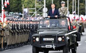 Prezydent: polscy żołnierze obronili Europę przed czerwoną zarazą