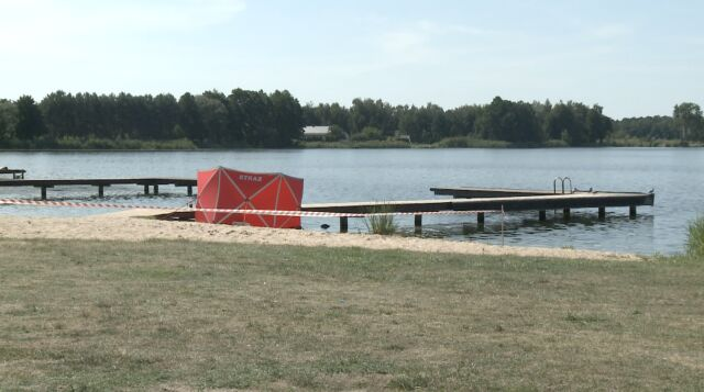 31-latek utonął w jeziorze Licheńskim. Wcześniej miał pić alkohol