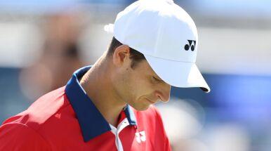 Niewykorzystane szanse Hurkacza. Polak odpadł w drugiej rundzie US Open