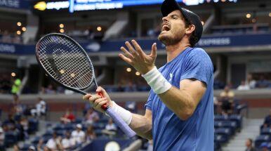 Murray krytykuje zachowanie rywala.