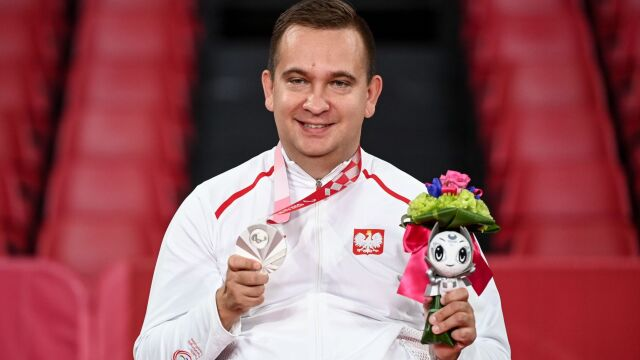 Polscy tenisiści stołowi potęgą na igrzyskach paraolimpijskich