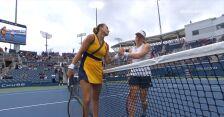 Skrót meczu Zidansek – Sabalenka w 2. rundzie US Open