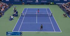 Skrót meczu Stephens – Gauff w 2. rundzie US Open