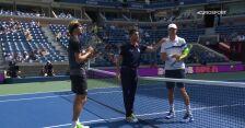 Skrót meczu Zverev – Querrey w 1. rundzie US Open