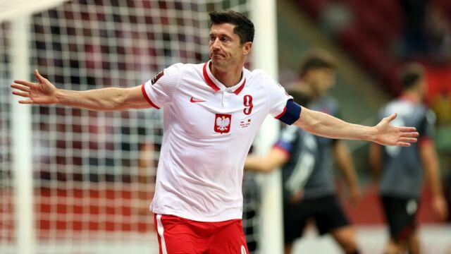 Reprezentacja skuteczna do bólu. Wysokie zwycięstwo z Albanią