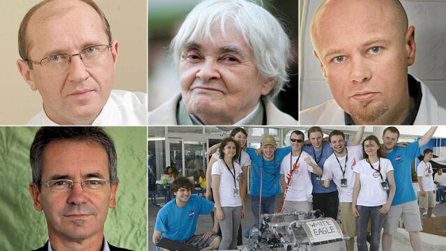 """Rozsławiają Polskę na świecie. Oto naukowcy nominowani w plebiscycie """"Ludzie Wolności"""""""