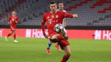 Lewandowski trenował z zespołem. Poleci na mecz do Barcelony