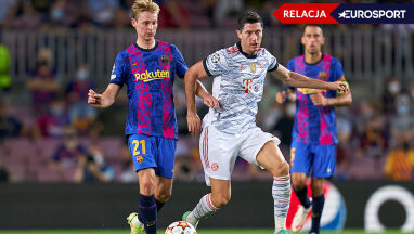 FC Barcelona - Bayern Monachium w Lidze Mistrzów (RELACJA)