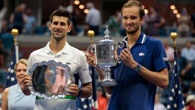 Djoković bez historycznego wyczynu. Niespodziewany triumfator US Open