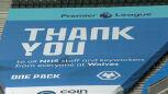 Zespoły Premier League podziękowały brytyjskiej służbie zdrowia