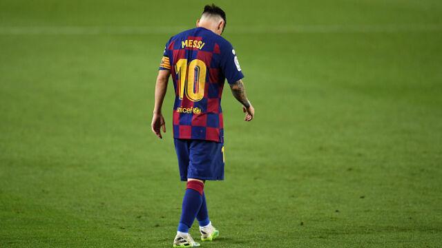 Hiszpańskie media nie mają wątpliwości. Messi może nawet odejść z Barcelony