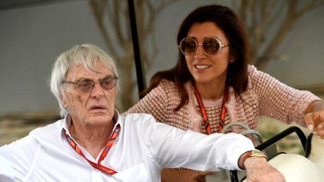 """89-letni były szef F1 planuje mieć kolejne dzieci. """"Pół tuzina byłoby super"""""""