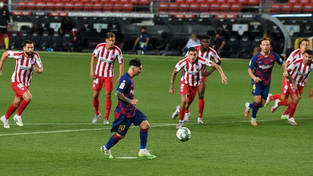 Genialny Messi. Wyjątkowy gol na wyjątkową okazję