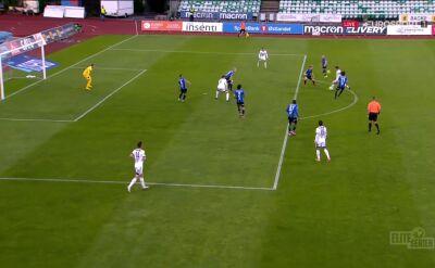 Liga norweska. Stabaek - Rosenborg 0:3 (gol Kristoffer Zachariassen)