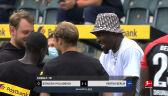 Skrót meczu Borussia Moenchengladbach - Hertha w 34. kolejce Bundesligi
