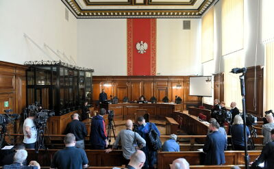Sędzia: odczytywanie wyroku zajmie więcej niż jeden termin