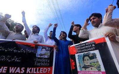 Coraz więcej dzieci pada ofiarą przemocy w Pakistanie
