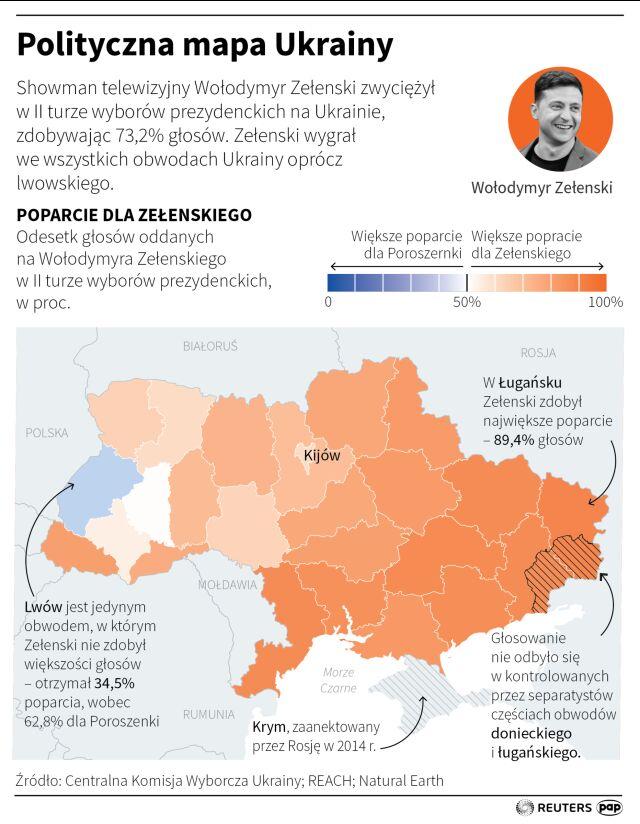 1f9c0834906a64 Wybory prezydenckie na Ukrainie: Zełenski wygrał. Co dalej z Ukrainą ...