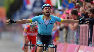 Wielka ucieczka włoskiego duetu. Lider Giro pokazał moc