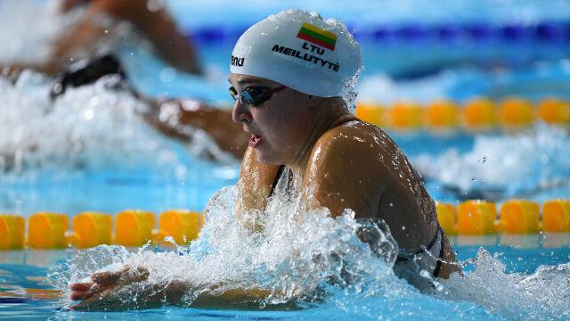 22-letnia mistrzyni olimpijska zakończyła karierę. Groziła jej dyskwalifikacja