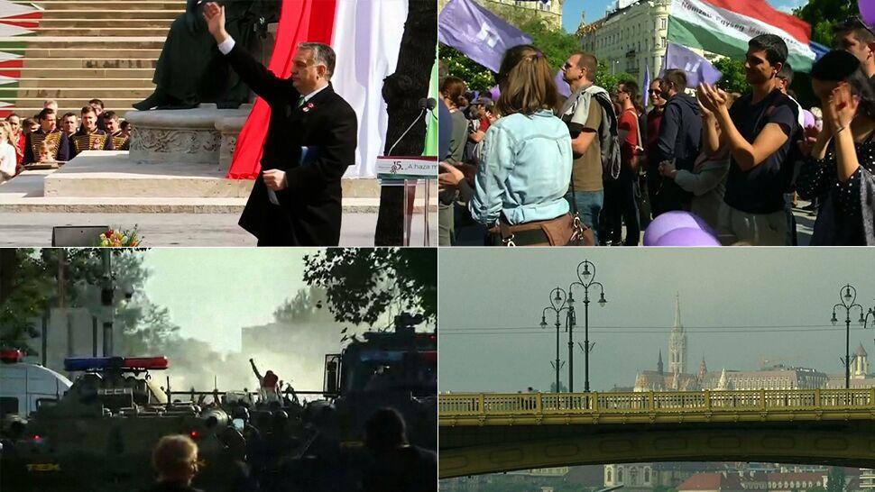 Eurowybory na Węgrzech. Co czeka partię Orbana? (materiał TVN24 BiS, 22.05)