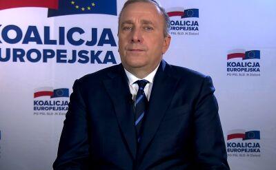 """Grzegorz Schetyna w """"Faktach po Faktach"""". Cała rozmowa"""
