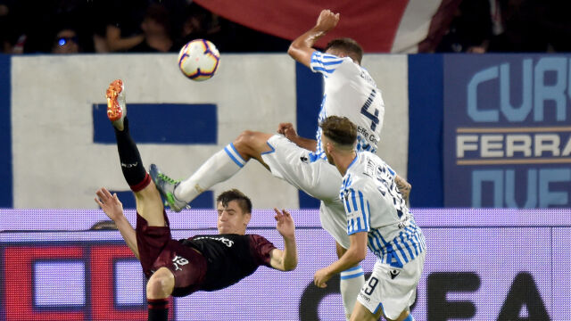 Szalony finisz włoskiej ekstraklasy. Piątek poza Ligą Mistrzów