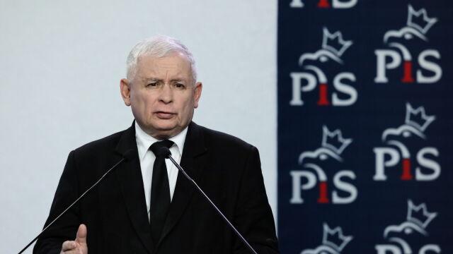 Kaczyński: działania Platformy podważają sens działania tej formacji
