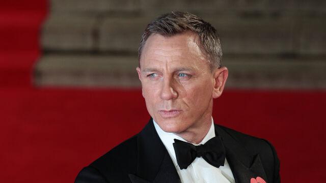 Poślizgnął się na planie nowego Bonda. Daniel Craig przejdzie operację
