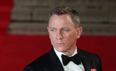 Daniel Craig wcieli się w Jamesa Bonda po raz piąty