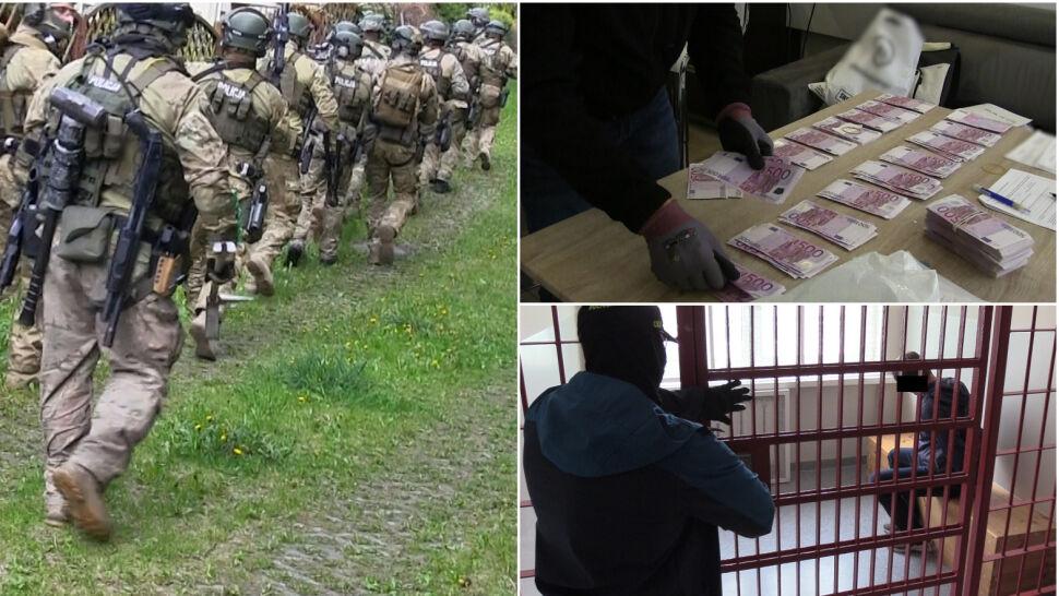"""""""Wyprali nawet 680 milionów euro z handlu narkotykami"""""""