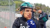 """Majka po 14. etapie Giro. """"Wiedziałem, że muszę jechać swoim tempem"""""""