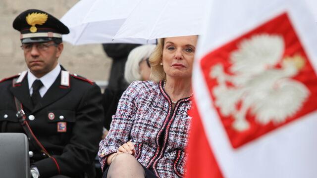 """""""Moją nominację na ambasadora RP we Włoszech potwierdził dzisiaj rząd włoski"""""""