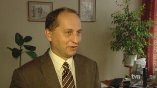 Prokurator w Bytomiu o śledztwie (TVN24)