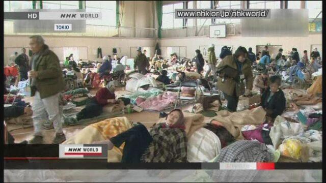Mieszkańcy Tokio obawiają się o swoje zdrowie (Reuters)